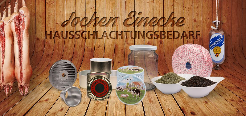 Jochen Einecke Hausschlachtunsgbedarf.de banner