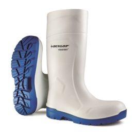 DUNLOP® PUROFORT® HydroGrip FoodPro Stiefel mit Schutzkappe