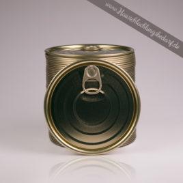 Aufreißdeckel / Dosendeckel 99mm für Weißblechdosen mit Aufreißlasche