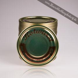 """Falzdeckel / Dosendeckel 99mm für Weißblechdosen ( Wurstdosen ) mit Druck Rotwurst """"eigene Herstellung"""""""